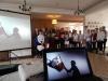 Dzieci ze SP1 w B-B z programem artystycznym z okazji Święta Niepodległości w Domu Pomocy Społecznej MBNP