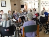 Imieniny Pani Anastazji i wizyta gości w Domu Pomocy Społecznej MBNP