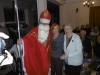 Imieniny Pani Basi i spotkanie ze Świętym Mikołajem w Domu Pomocy Społecznej MBNP