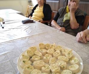 Kącik kulinarny w Domu Pomocy Społecznej MBNP