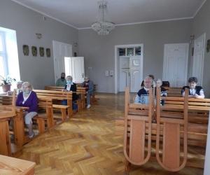 Kaplica Św. Józefa w nowej odsłonie