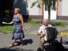 """,,Lato ze śpiewem\"""" w Domu Pomocy Społecznej MBNP"""
