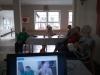 Muzyczno-filmowe spotkanie przy kawie w Domu Pomocy Społecznej MBNP