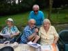 Muzyczno-taneczne spotkanie integracyjne  Seniorów Domu Pomocy Społecznej i Domu Dziennego Pobytu