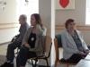 Piosenki biesiadne i projekcja filmowa w Domu Pomocy Społecznej MBNP