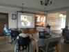 Projekcja filmowa przy kawie dla mieszkańców Domu Pomocy Społecznej MBNP