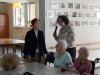 Projekcja multimedialna o Świętym Janie Pawle II w Domu Pomocy Społecznej MBNP