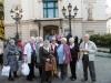 Seniorzy z Domu Dziennego Pobytu na Dniach Seniora w Bielsku-Białej