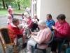 Spotkanie integracyjne Dzieci i Seniorów z Domu Dziennego Pobytu