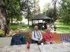 Spotkanie integracyjne dzieci i seniorów