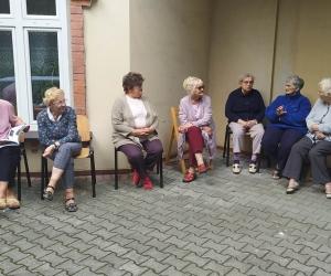 """Spotkanie integracyjne seniorów z młodzieżą niepełnosprawną z WTZ ,,Jesteś Potrzebny\"""""""