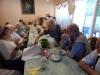 Spotkanie integracyjne wewnątrzpokoleniowe. Urodziny Pani Ireny w Domu Dziennego Pobytu