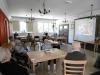 Spotkanie przy kawie i dobrej muzyce w Domu Pomocy Społecznej MBNP