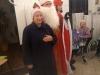 Spotkanie ze Świętym Mikołajem Seniorów z Domu Pomocy Społecznej, Domu Dziennego Pobytu i dzieci ze Świetlicy Dzieciątka Jezus