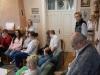 Uczniowie z Bielskiego Liceum COR w DDP w ramach akcji Narodowe Czytanie