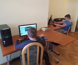 Zajęcia komputerowe dla dzieci ze Świetlicy