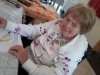 Zajęcia z arteterapii w Domu Pomocy Społecznej MBNP
